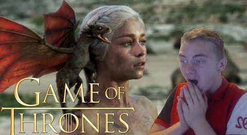 Game Of Thrones Season 1 Episode 10 Reaction Fire And